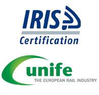 Certification iris