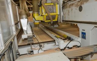 Centre d'usinage BDR à mesure automatique