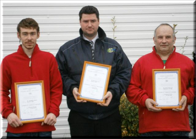Personnel de BDR certifié DIN 6701