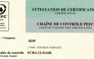 certification pefc 2014